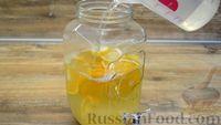 Фото приготовления рецепта: Домашний лимонад - шаг №4