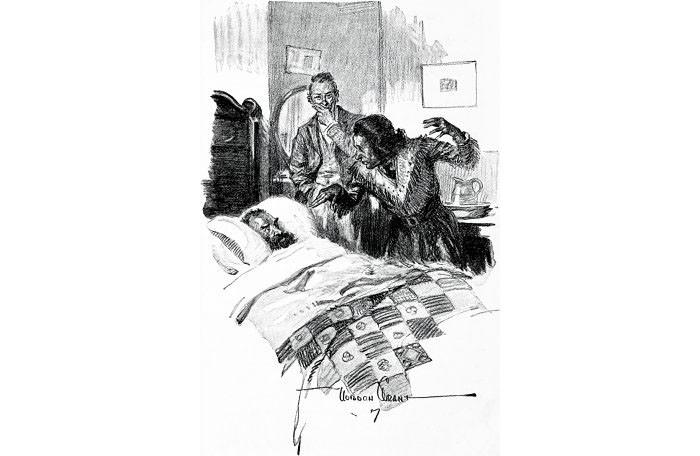 """""""Джефф Питерс как персональный магнит"""" рассказ. Автор О. Генри"""