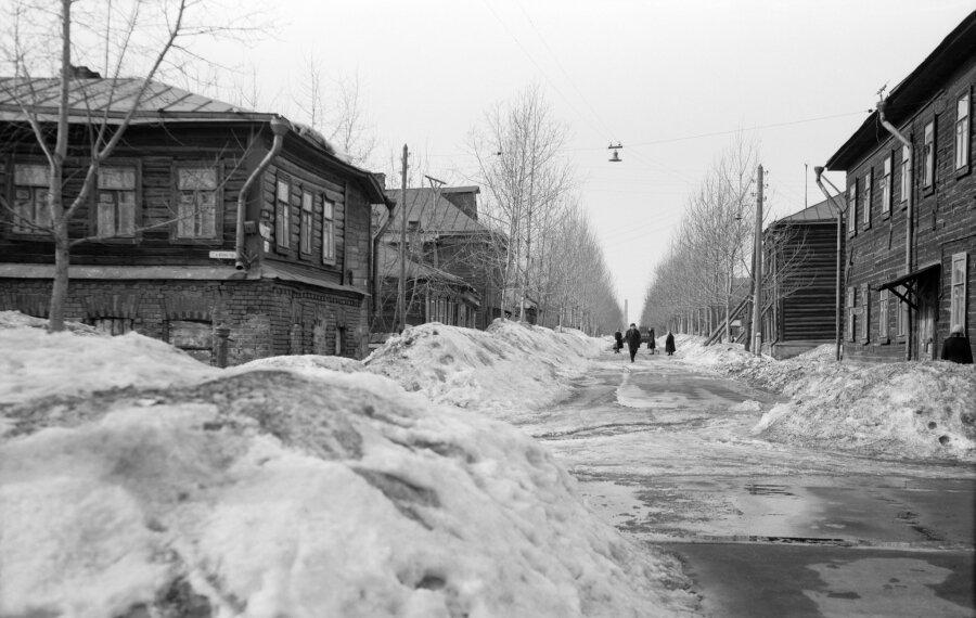 1960-е: МОСКВА ДЕРЕВЕНСКАЯ