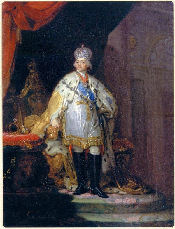 Русская история в картинах. Часть 9.  Павел I и Александр I. 1796-1825 годы.