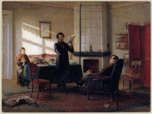 Русская история в картинах. Часть 10.  Николай I. 1825-1855 годы.