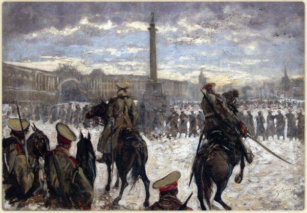 Русская история в картинах. Часть 12.  Александр III и Николай II. 1881-1918 годы.