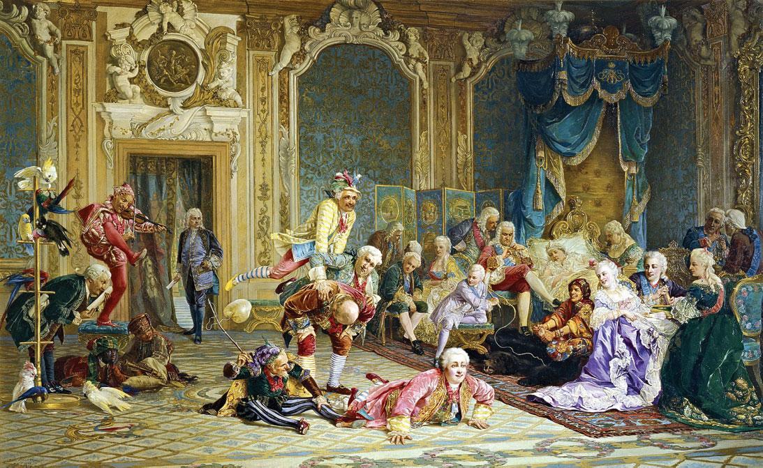 """РУССКАЯ ИСТОРИЯ В КАРТИНАХ. ЧАСТЬ 8. """"ЖЕНСКИЙ"""" ВЕК. 1725-1796 ГОДЫ"""