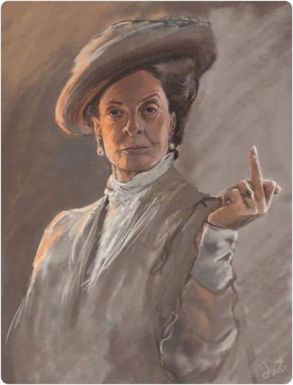 От куда пошёл популярный на Западе английский жест «средний палец» и «fuck you»