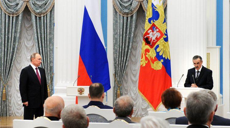 «Работайте, братья!»: каким был Герой России Магомед Нурбагандов