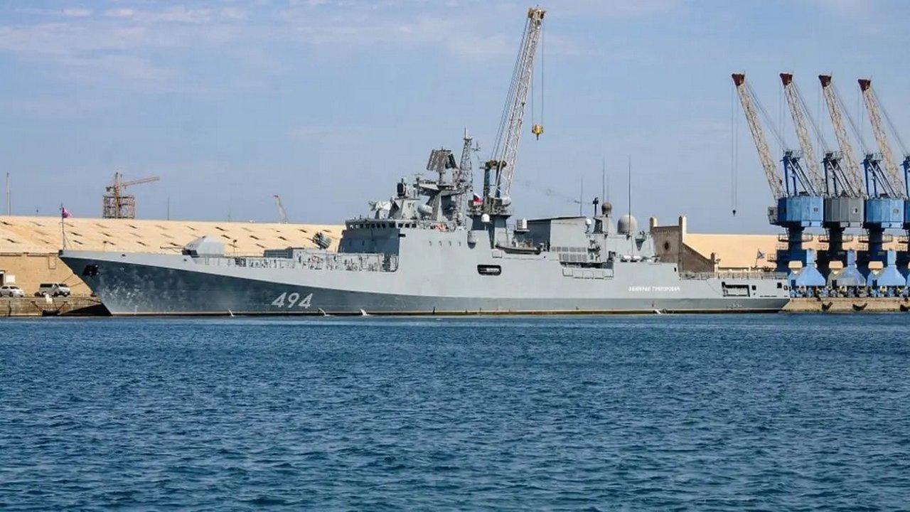 Путин вовремя решил ратифицировать договор о базе ВМФ РФ в Судане