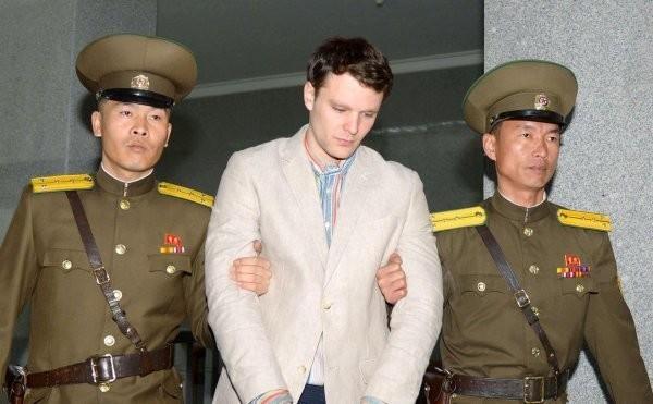 Как Вомбиер попал в КНДР?