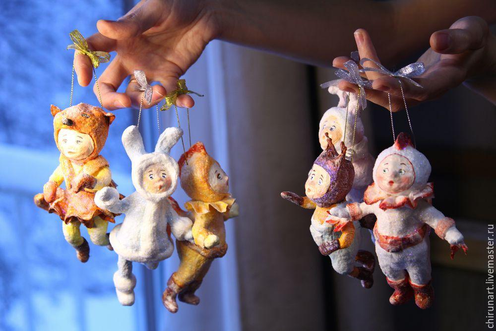 """""""Мастер-класс"""" ватные игрушки. Для души, творчества и дохода. Сказка и волшебство своими руками"""