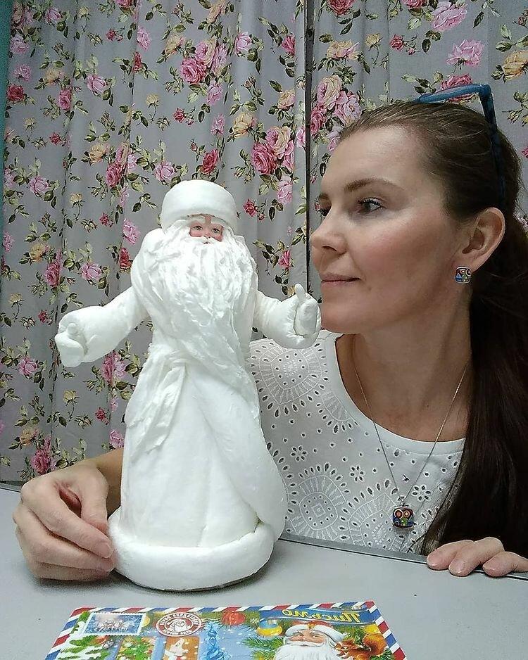 Елена и Дед Мороз