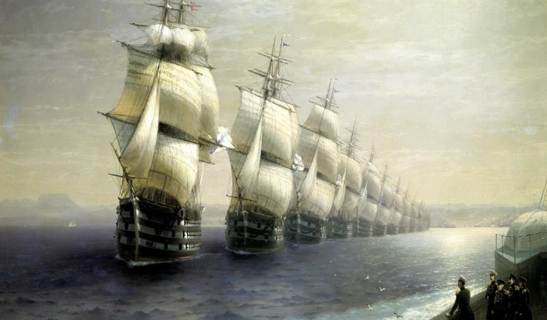 РУССКАЯ ИСТОРИЯ В КАРТИНАХ. ЧАСТЬ 10. НИКОЛАЙ I. 1825-1855 ГОДЫ