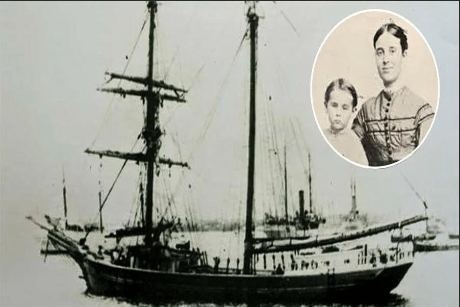 Реальная жизнь корабля-призрака: версии через столетия