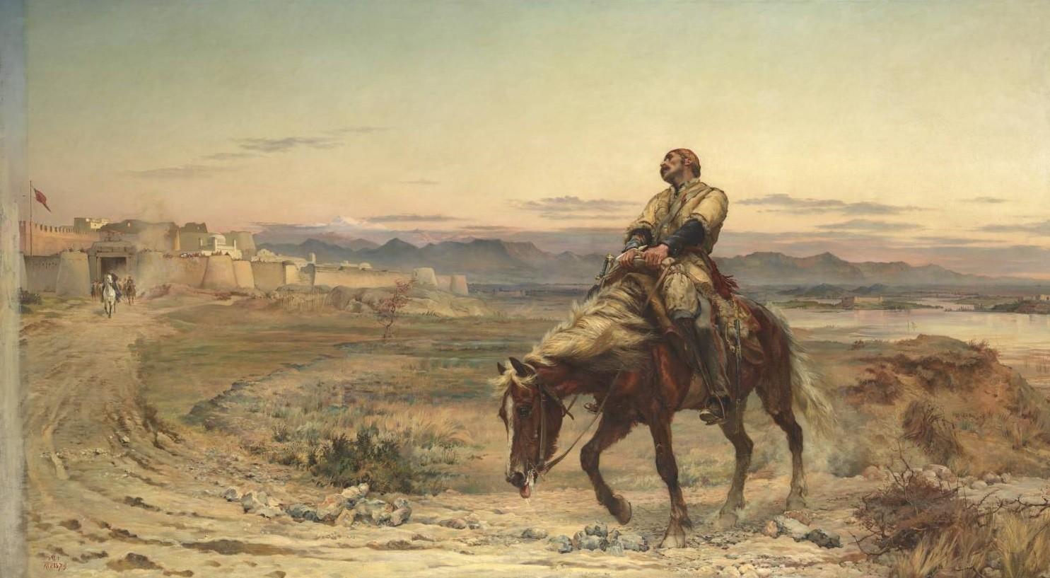 """""""Выживший"""". Истребление англичан. 1842 год."""