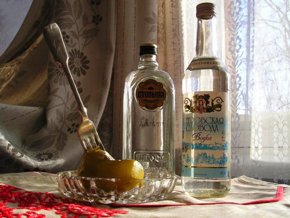 Мифология русской водки