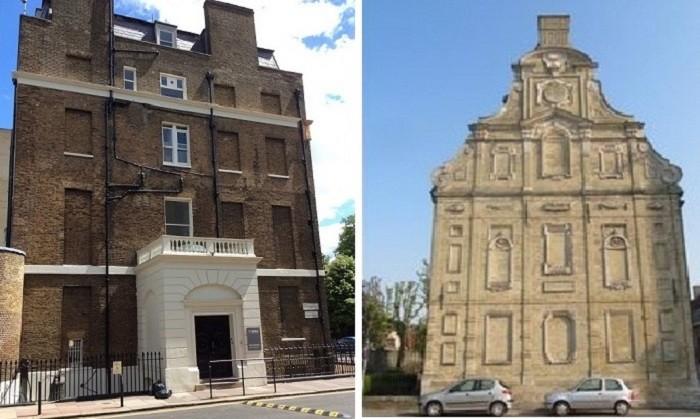 Почему в Англии в исторических зданиях столько замурованных окон