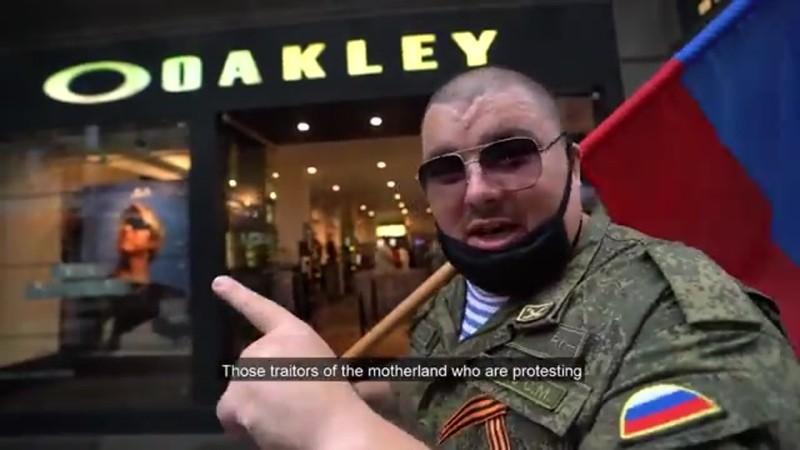 Интервью с русским атаманом казаков Австралии