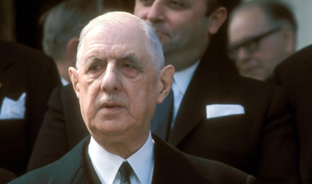 Прощай, де Голль: полвека назад французы предали своего национального лидера в угоду США