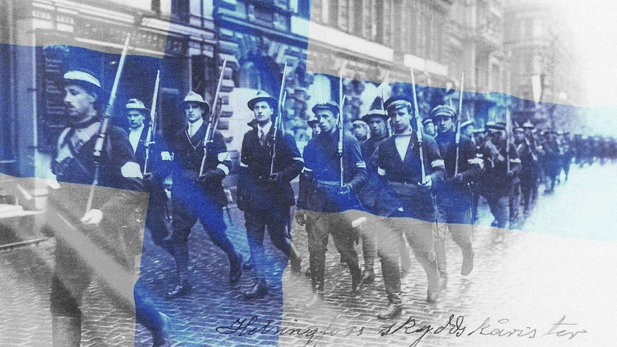 """Проект """"Великая Финляндия"""": как усердно пытались отторгнуть советские территории."""