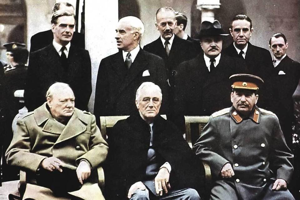 Президента США Рузвельта тайно убили за дружбу со Сталиным