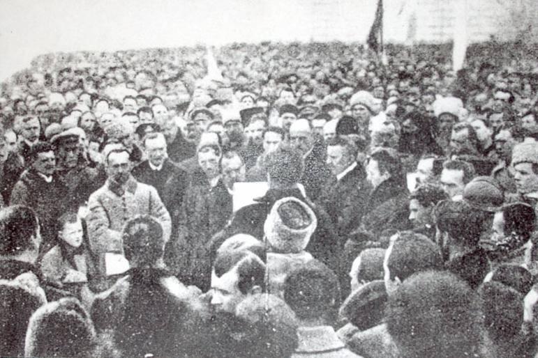 Бутафорские украинские государства времён Гражданской войны. Часть 1