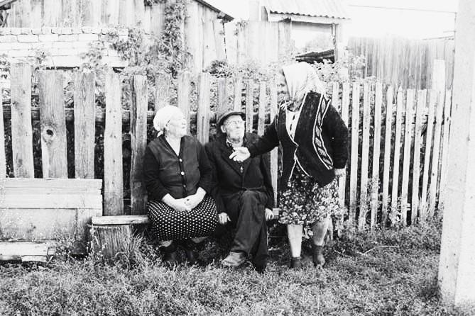 """""""И смех и грех, или кто сказал что бабушки не влюбляются"""" добросказ из VK"""